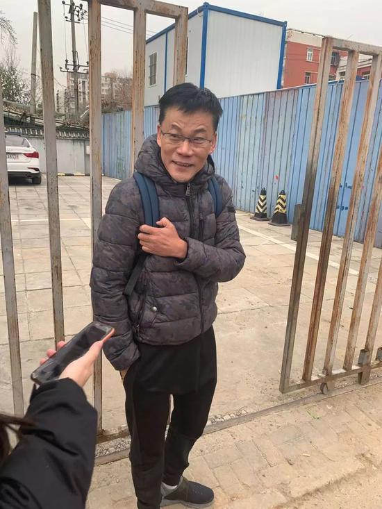 直击李国庆离婚案:俞渝坚持感情没破裂