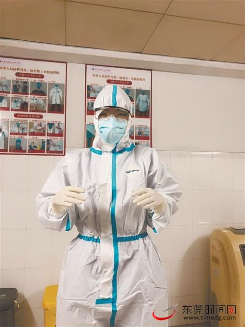 防疫最前线②|护士万丽婵:主动报名到防疫,最前线做护理
