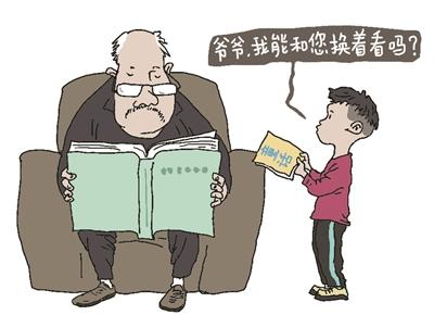 坚持营养阅读才能遇见更好