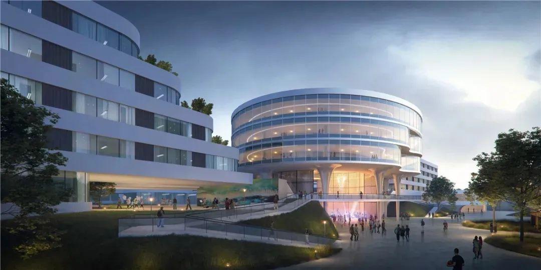 完善城市功能配套,松山湖高品质建设南部滨湖地区
